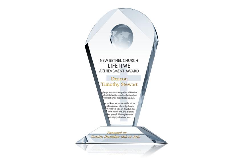 Religious Lifetime Achievement Award