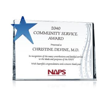 Star Community Service Awards