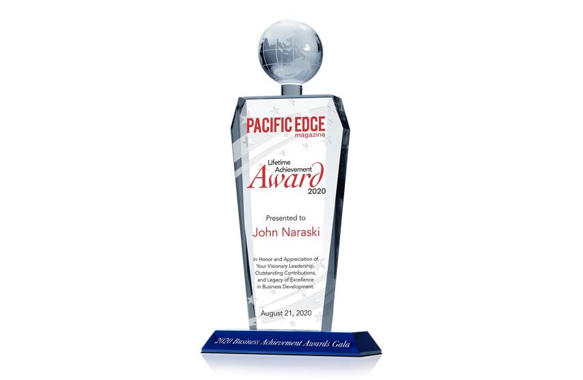 Crystal Globe Lifetime Achievement Awards