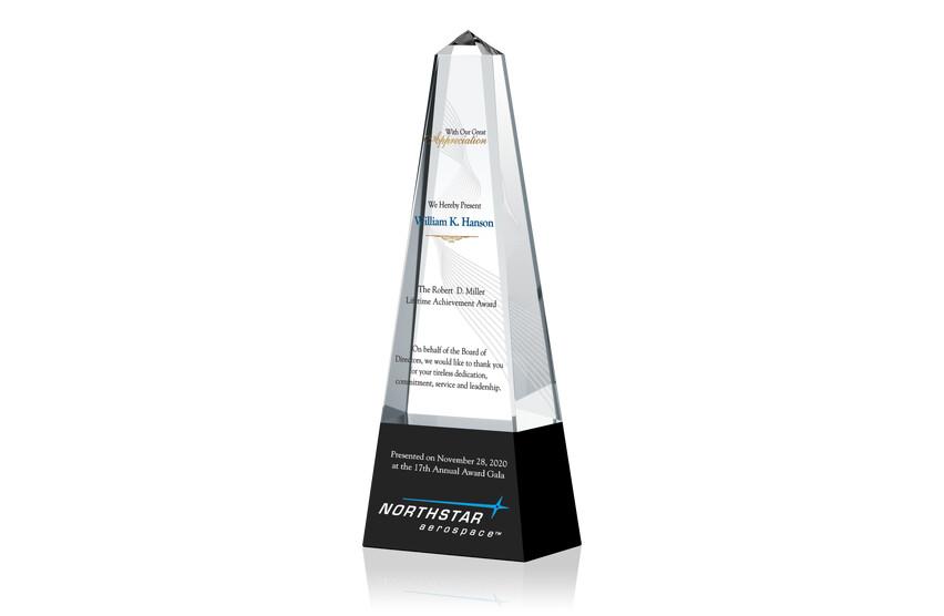 Award for Customer Service