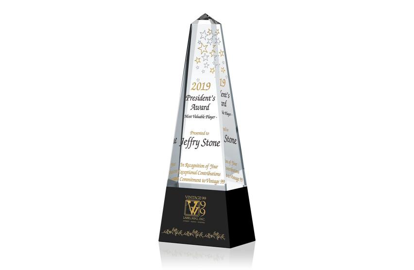 Customer Service Award Sample