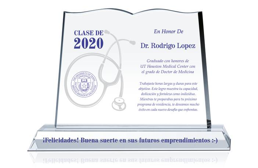 Clase de Regalo de Enfermería de 2020