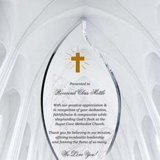 Crystal Christian Gifts Awards
