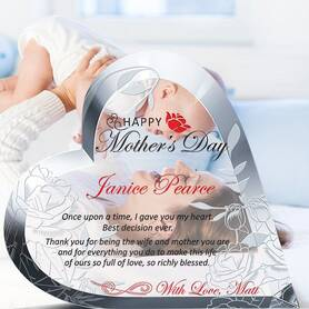 Crystal Mother's Day Gifts